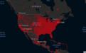 美国确诊破250万例