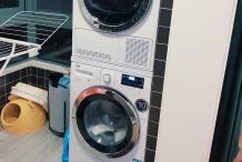 单独烘干机和洗烘一体机哪个好?用过后才知道,难怪都这样选...